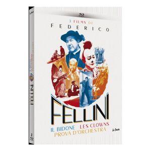 Coffret Fellini 3 Films Blu-ray - Blu-ray