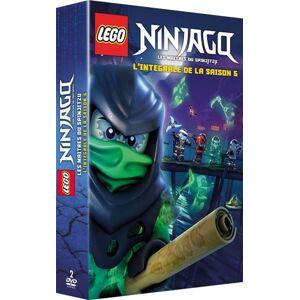 Lego Ninjago Saison 5 DVD - DVD Zone 2 - Publicité