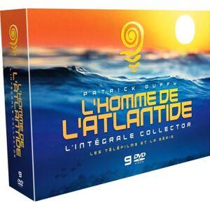 Coffret L'Homme de l'Atlantide L'intégrale de la série et des films DVD - Publicité