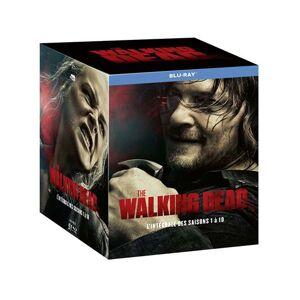 Coffret The Walking Dead Saisons 1 à 10 Blu-ray - Publicité