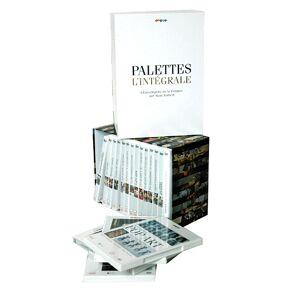 Coffret Palettes L'intégrale DVD - Publicité