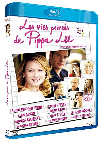 Les Vies privées de Pippa Lee - Blu-Ray - Blu-ray