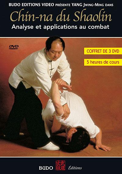 Chin-na du Shaolin - Analyse et applications au combat - Coffret 3 DVD - DVD Zone 2