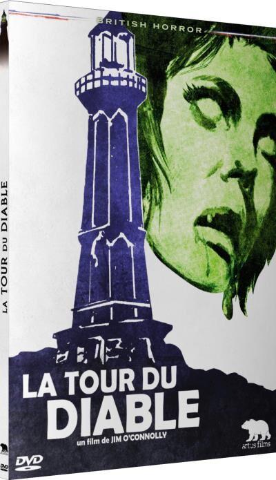 La Tour du Diable DVD - DVD Zone 2