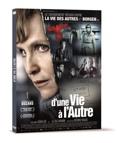 Une vie à l'autre - DVD - DVD Zone 2