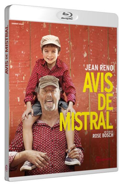 Avis de Mistral Blu-Ray - Blu-ray