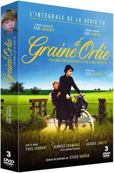 Coffret Graine d'ortie L'intégrale de la série DVD - DVD Zone 2