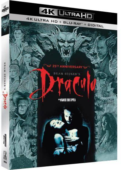 Dracula Blu-ray 4K Ultra HD - Blu-ray 4K
