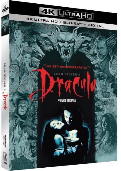 Dracula Blu-ray 4K Ultra HD - Blu-ray 4K