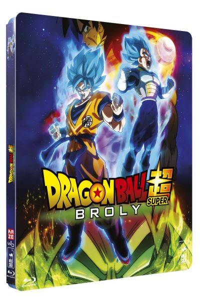 Dragon Ball Super : Broly Blu-ray - Blu-ray
