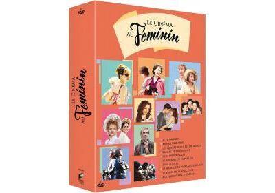 Coffret Le Cinéma au féminin DVD - DVD Zone 2