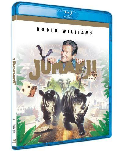 Jumanji Blu-Ray - Blu-ray