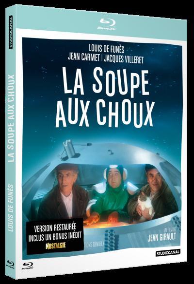 La Soupe aux choux Blu-Ray - Blu-ray