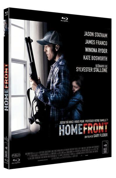 Homefront Blu-Ray - Blu-ray