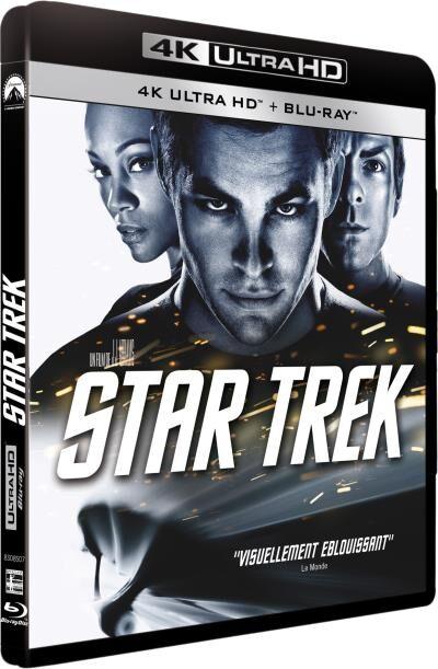 Star Trek Le Film Blu-ray 4K Ultra HD - Blu-ray 4K