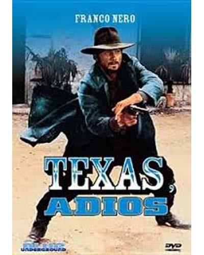 Texas adios DVD - DVD Zone 1