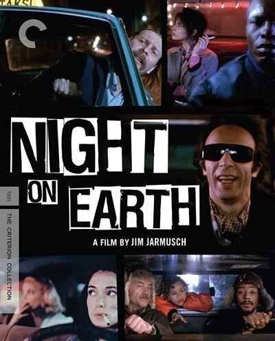 Night on Earth Blu-ray - Blu-ray