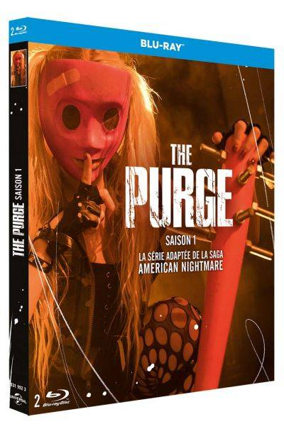 The Purge Saison 1 Blu-ray - Blu-ray