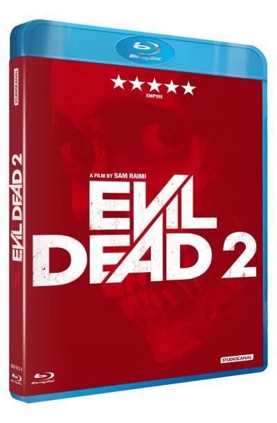 Evil Dead 2 - Blu-Ray - Blu-ray