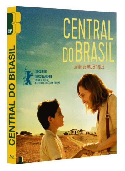 Central do Brasil Blu-ray - Blu-ray