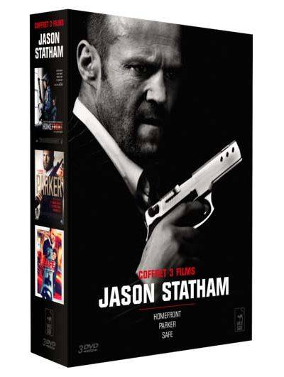 Coffret 3 films Jason Statham DVD - DVD Zone 2