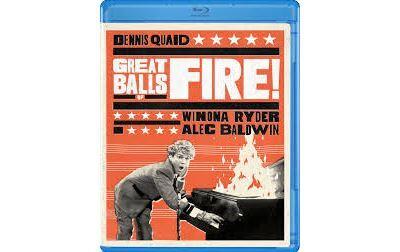 Great Balls of Fire ! Blu-ray - Blu-ray