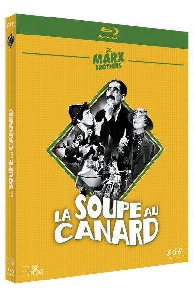 Soupe au canard Blu-ray - Blu-ray
