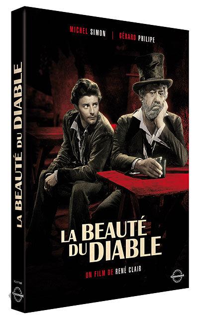 La beauté du diable DVD - DVD Zone 2