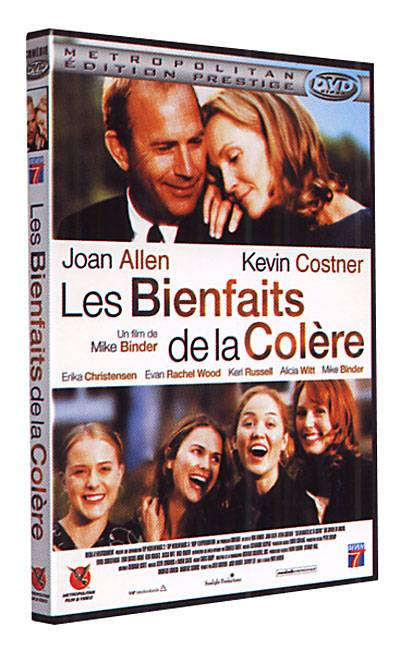 Les Bienfaits de la colère DVD - DVD Zone 2