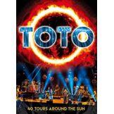 40 Tours Around The Sun DVD - DVD Zone 2