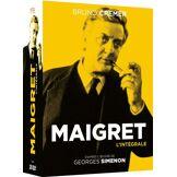 Maigret L'intégrale de la série Volumes 1 à 7 Coffret DVD - DVD Zone 2