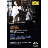 Paillasse - Cavalleria rusticana - Scala de Milan - DVD Zone 2
