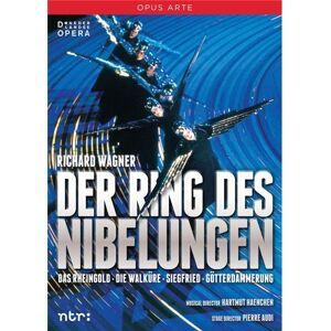 Tetralogie - Anneau du nibelung - Amsterdam - Publicité
