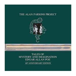 Tales of Mystery and Imagination Edgar Allan Poe 40th Anniversary Edition Deluxe - Publicité