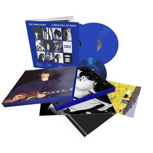 A Head Full Ideas Edition Limitée Vinyle Bleu Transparent Coffret Deluxe - Publicité