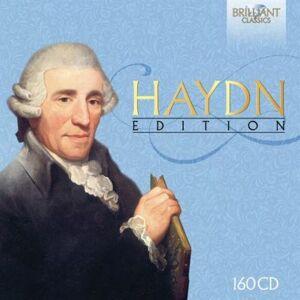 Haydn Edition - Publicité