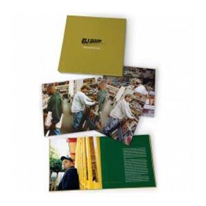 Endtroducing 20th Anniversary Edition limitée - Publicité