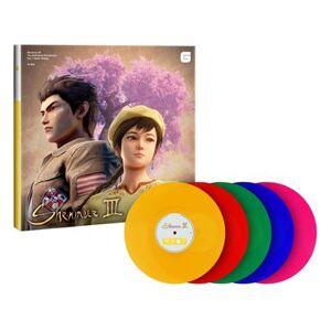 Shenmue III The Definitive Soundtrack Volume 1 Edition Collector - Publicité