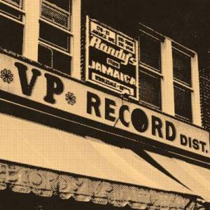 40 Years Of VP Records - Publicité