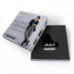 Glenn Gould Complete Columbia album collection Edition remasterisée - Publicité