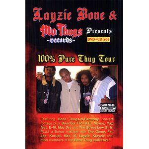 100 pour 100 pure thug tour - DVD Zone 1 - Publicité