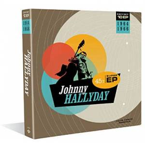 Coffret 10 EP 1964-1966 Edition limitée et numérotée - Publicité