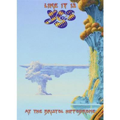 Like it is Yes : At the Bristol Hippodrome - Blu Ray - Blu-ray