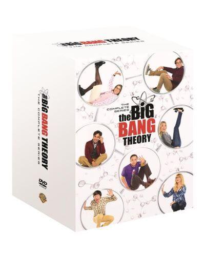 Coffret The Big Bang Theory Saison 1 à 12 DVD - DVD Zone 2
