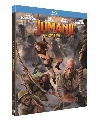 Jumanji : Next Level Blu-ray - Blu-ray