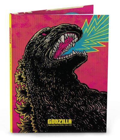 Coffret Godzilla : The Showa-Era Films 1954–1975 Blu-ray - Blu-ray