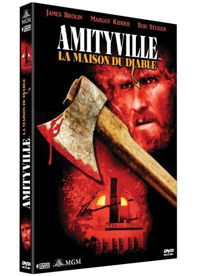 Amityville, la Maison du Diable DVD - DVD Zone 2