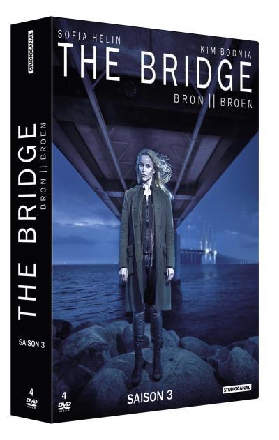 The Bridge Bron Saison 3 Coffret DVD - DVD Zone 2
