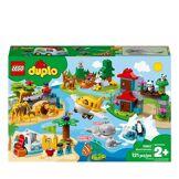 Lego Duplo LEGO® DUPLO® Ma ville 10907 Les animaux du monde - Lego