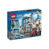 LEGO® City 60141 Le commissariat de police - Lego